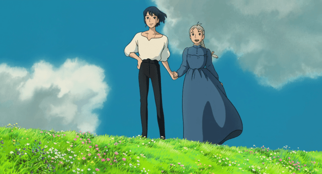 Howl's Moving Castle 7