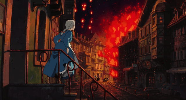 Howl's Moving Castle 5
