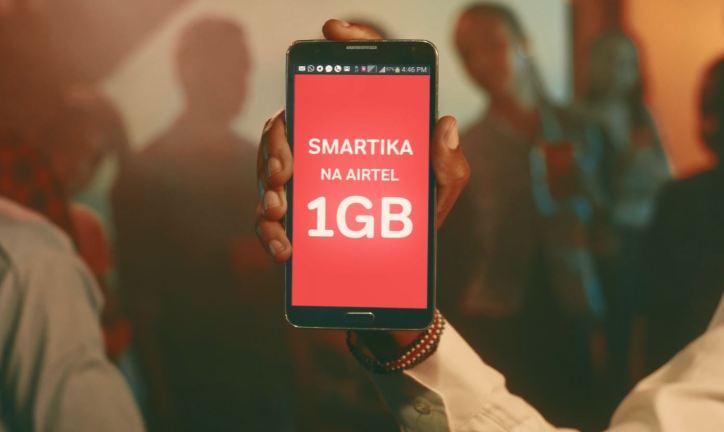 Smartika na Airtel TVC