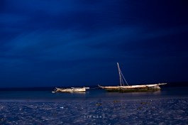 new year Diani long exposures