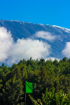 Mt Kilimanjaro, Kibo peak