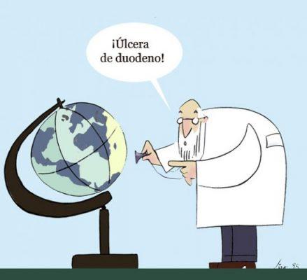 medicina y humor