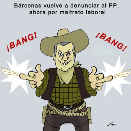 Luis Bárcenas bang