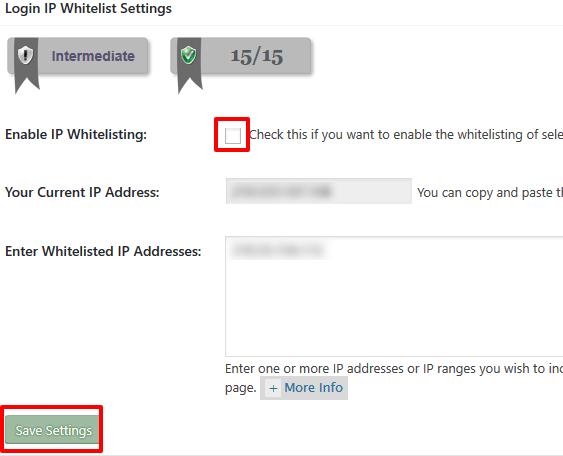 ワードプレス管理画面ログインできないホワイトリスト不使用