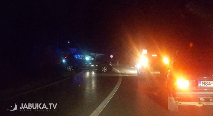 Teža prometna nesreća na području Širokog Brijega