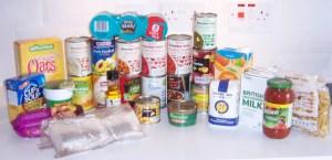 Foodbank Parcel