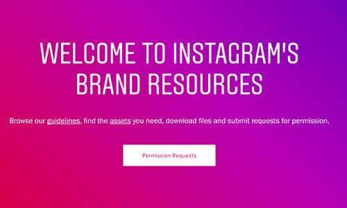 manual marca instagram