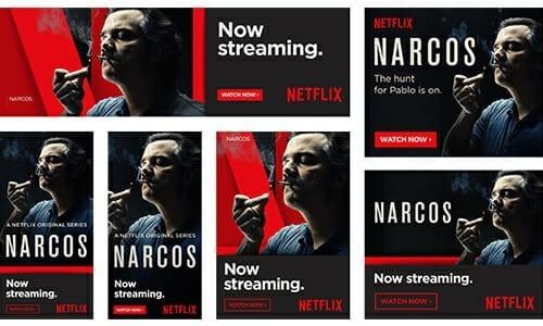 Manual de marca de Netflix