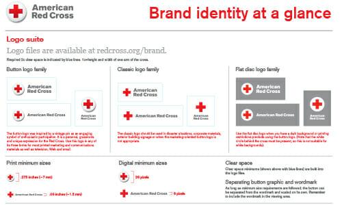 Manual de marca de cruz roja