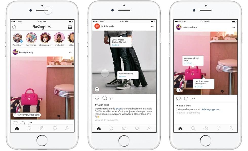 Sirope compra instagram retail branding