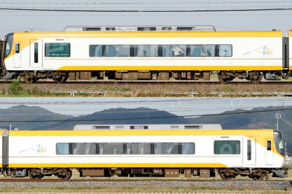資料】車両側面-近鉄22000系22104F – ピロのブログVer3