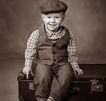 Lapsikuvat, Sirpa Hyttinen, valokuvaamo
