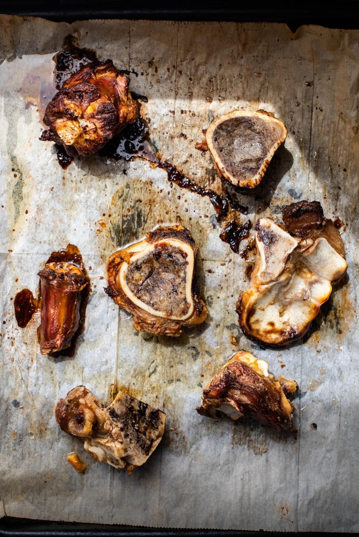 סירפלא: המרק של החג , מרק עצמות וקרפלך , אורלי פלאי ברונשטיין נמרוד סונדרס