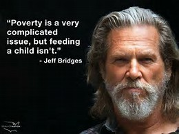 Poverty and Feeding a Child