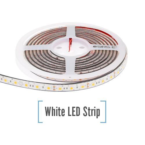 white led strip wiring diagram setup  sirse®