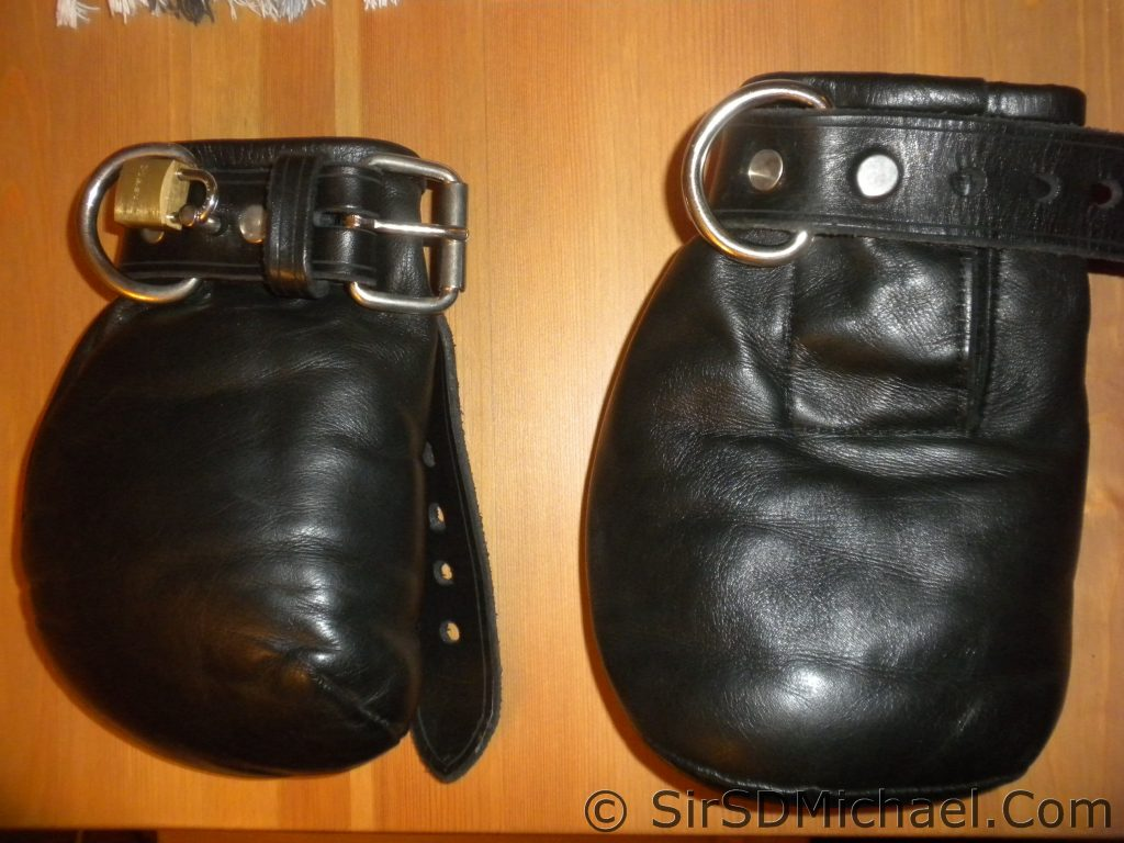 Restraint of the Week - Fist Mitts - November 26, 2012