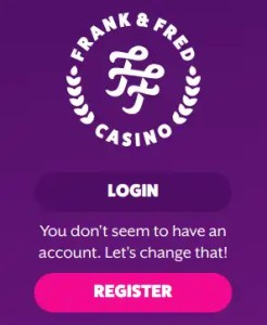 frank and fred online casino