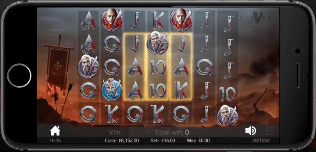 Vikings Slot Free Spins