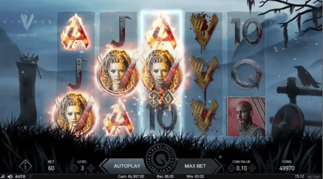 Vikings Slot Machine
