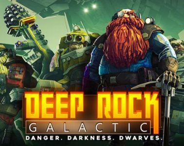 Deep Rock Galactic Preview Early Access