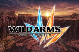 Wild Arms Million Memories logo