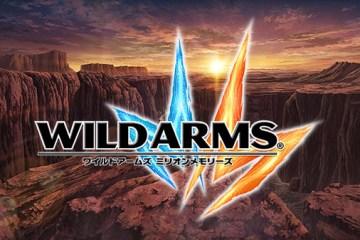 Wild Arms Million Memories logo