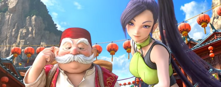 dragon quest xi members