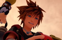 Kingdom Hearts III Classic Kingdom
