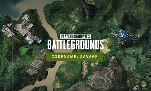 Playerunknown S Battlegrounds Savage Maps Loot Maps: PlayerUnknown's Battlegrounds: Codename Savage Impressions