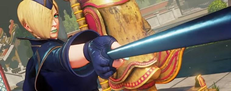 Street Fighter V Falke