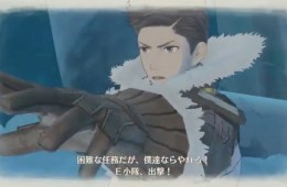 Valkyria Chronicles 4 attack