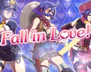 SNK Heroines Love Heart
