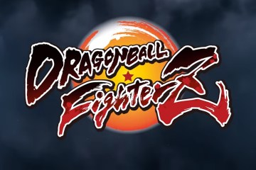 Dragon Ball FighterZ title