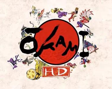 Okami HD title
