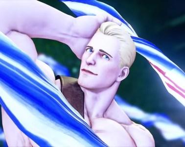 Street Fighter V Cody
