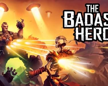 The Badass Hero feeling badass