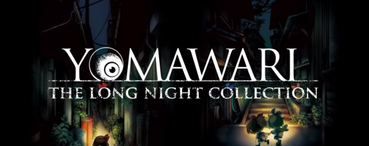 Yomawari: The Long Night Collection title
