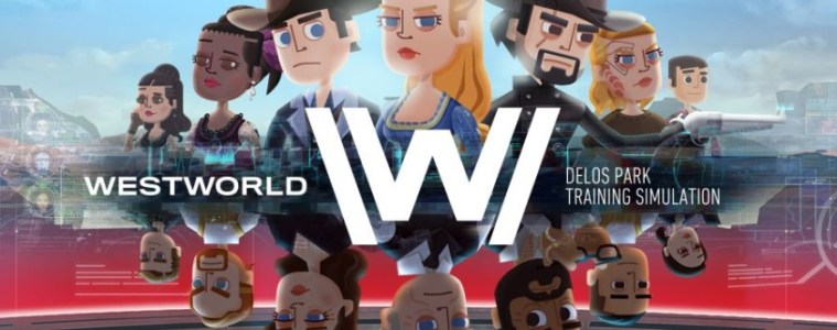 Westworld Mobile Game header image