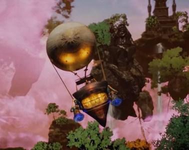 Wild Mage: Phantom Twilight flying rides