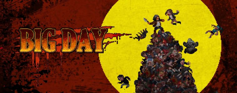 Big Day zombie game