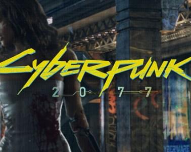 Cyberpunk 2077 title