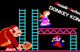 Donkey Kong Classic Arcade