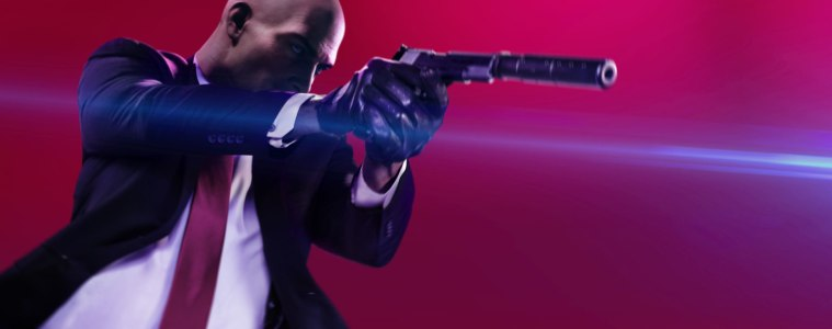 Hitman 2 is back