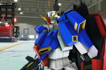 New Gundam Breaker Kamille