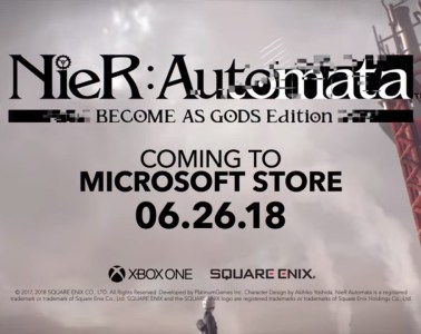 NieR: Automata Become as Gods Edition Xbox One