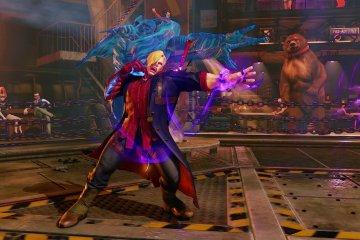 Street Fighter V Ed