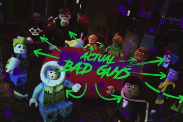 LEGO DC Villains actual bad guys