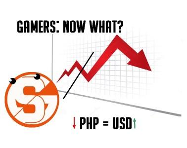 Peso Losing to Dollar