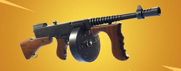 Fortnite Drum Gun