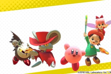 Kirby Star Allies new wave 2